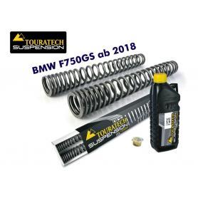 Resortes de horquilla progresivos, BMW F750GS desde el año 2018