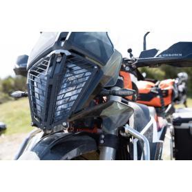 Protector de faros con cierre rápido para KTM 790 Adventure / 790 Adventure R