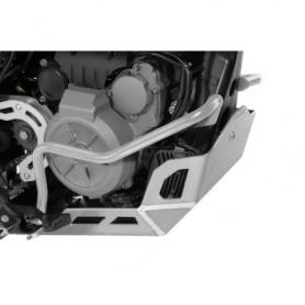 Protège-moteur *en acier inoxydable* pour BMW F650GS / F650GS Dakar / G650GS / G650GS Sertao