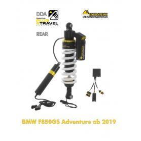 Tubo amortiguador de Touratech Suspension para BMW F850GS Adventure desde 2019 DDA / Plug & Travel