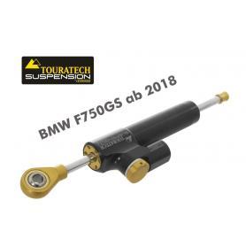 Amortiguadores de dirección SUSPENSION CSC para BMW F 750 GS / F 850 GS/ADV
