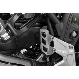 Protector del cilindro de freno en acero inoxidable para Yamaha Ténéré 700