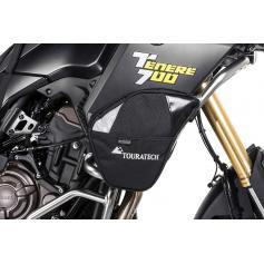 Bolsa Ambato para barras superiores en negro para Yamaha Ténéré (1 par)