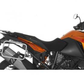 Selle confort conduteur DriRide, pour KTM 1050 Adventure/ 1090 Adventure/ 1290 Super Adventure/ 1190 Adventure(R), respirante