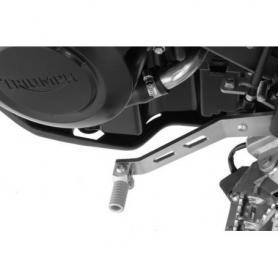 Levier de commande escamotable *acier inoxydable*  pour Triumph Tiger 800/ 800XC/ 800XCx