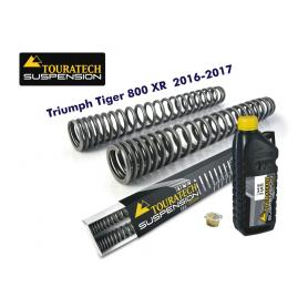 Resortes de horquilla progresivos, Triumph Tiger 800 XR / XRt / XRx 2016-2017