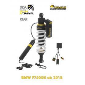 """Tubo amortiguador de Touratech Suspension """"detrás"""" para BMW F750GS desde 2019 DDA / Plug & Travel"""