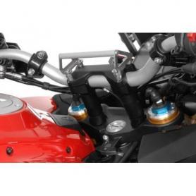 Rehausse de guidon 20 mm, Typ 33, pour Ducati Multistrada 1260 et Multistrada 1200 jusqu'a 2014