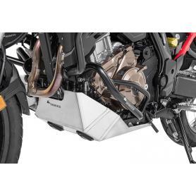 Estribo de protección negro del motor para Honda CRF1100L Africa Twin / CRF1100L Adventure Sports sin DCT