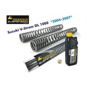 Ressorts de fourche progressifs, Suzuki V-Strom DL 1000 à partir de 2004 à 2013