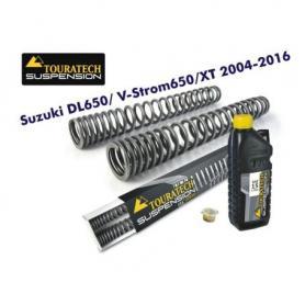 Ressorts de fourche progressifs, Suzuki DL650 / V-Strom 650/XT  2004-2016