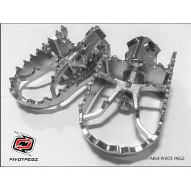 Reposapies pivotante Pivot Pegz para BMW R1250GS/R1250GS Adventure/ R1200GS (LC)/R1200GS Adventure (LC)/ F850GS/ F750GS