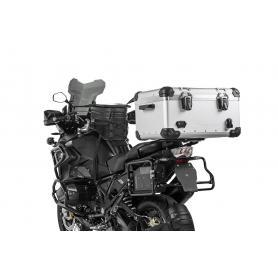 Support de coffres topcase ZEGA, noir pour BMW R1250GS/ R1250GS Adventure/ R1200GS