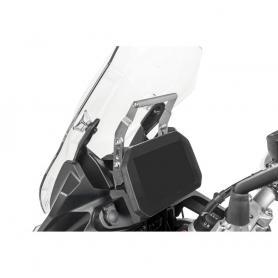 Adapteur pour montage GPS au dessus des instruments de bord V2.0, réglable en hauteur pour BMW F850GS/ F850GS Adventure/ F750GS