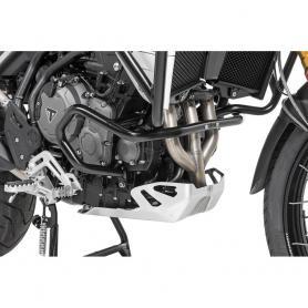 Arceau de protection moteur noir pour Triumph Tiger 900