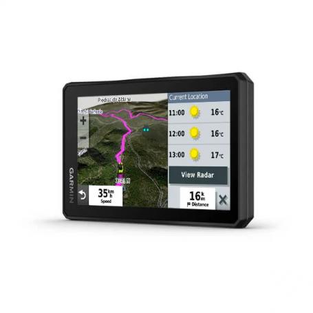 Appareil GPS Garmin Tread avec Group Ride Tracker