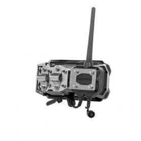 Ensemble d'adaptateurs pour le traceur Garmin Group Ride Tracker pour les supports de guidon Garmin Zumo XT