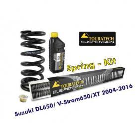Ressorts de rechange progressifs pour fourche et ressort-amortisseur, Suzuki DL650/V-Strom 650/XT 2004-2016
