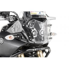 Protecteur de phare à fixation rapide pour Yamaha Tenere 700