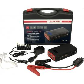 Chargeur de batterie et démarreur d'urgence Absaar 18.000mAh