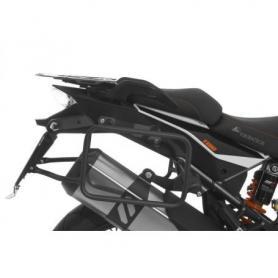 Support de coffre noir pour KTM 1050 Adventure/ 1090 Adventure/ 1290 Super Adventure/ 1190 Adventure/ 1190 Adventure R