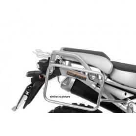 Porte-bagages en acier inoxydable pour Yamaha XT1200Z / ZE Super Tenere