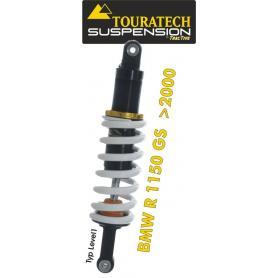 Ressort-amortisseur de suspension Touratech *arrière* pour BMW R1150GS ADV á partir de 2002 Typ *Level1*
