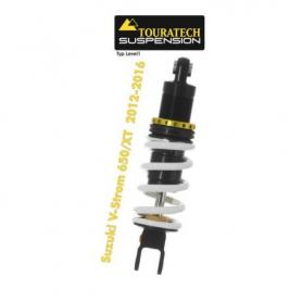 Ressort-amortisseur de suspension Touratech pour Suzuki V-Strom 650/XT 2012-2016 Typ Level1