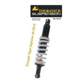 Ressort-amortisseur de suspension Touratech pour Triumph Tiger Explorer à partir de 2012 Typ Level1