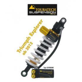 Ressort-amortisseur de suspension Touratech pour Triumph Tiger Explorer à partir de 2012 Typ Extreme