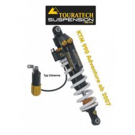 Ressort-amortisseur de suspension Touratech pour KTM 990 Adventure à partir de 2007 Type Extreme