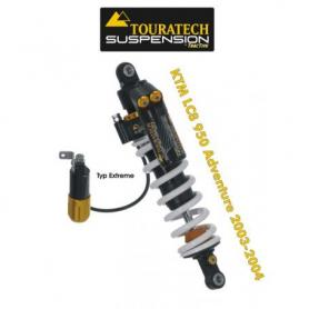 Ressort-amortisseur de suspension Touratech pour KTM LC8 950 Adventure (2003-2004)Type Extreme