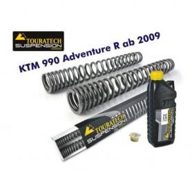 Ressorts de fourche progressifs pour KTM 990 Adventure R 2009-2010