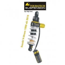 Ressort-amortisseur de suspension Touratech pour Suzuki V-Strom 1000 à partir de 2014 Type Highend