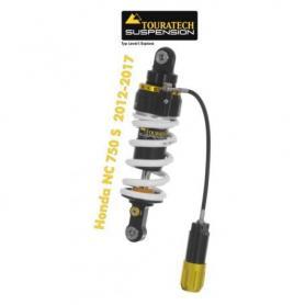 Touratech Suspension ressort-amortisseur pour Honda NC750S 2012-2017 de type Level2/ExploreHP