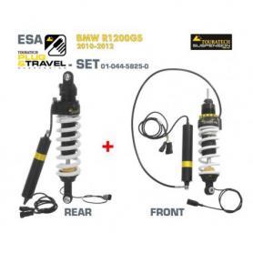 KIT de suspension Plug & Travel-ESA Touratech pour BMW R1200GS Adventure, modèles 2010-2013