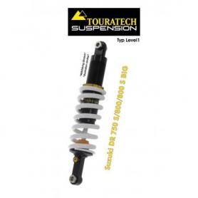 Ressort-amortisseur de suspension Touratech pour Suzuki DR 750S/800/800S BIG (1989 -1996) Type Level1