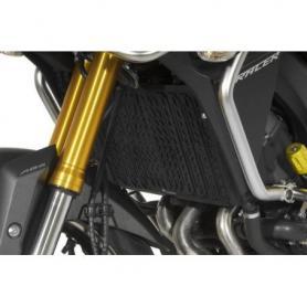 Protection du radiateur d´eau Yamaha MT-09 Tracer, aluminium, noir