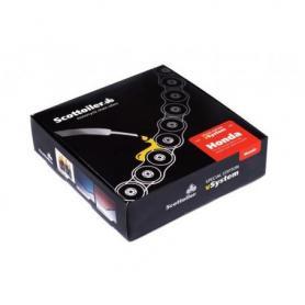 Système de graissage de chaîne Scottoiler vSystem, pour Honda CRF1000L Africa Twin/ CRF1000L Adventure Sports