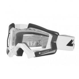 Masque Touratech Aventuro Carbon avec bandeau Touratech, noir