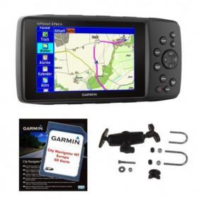 Garmin GPSMAP 276Cx Set incl. City Navigator NT Europa et RAM-Mount