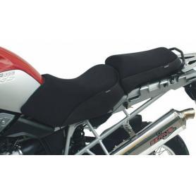 Selle confort conducteur DriRide, pour BMW R1200GS jusqu'a 2012/R1200GS Adventure jusqu'a 2013, respirante, réglable, haute