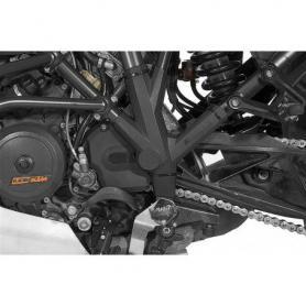 Protection du cadre, gauche et droite, pour KTM 1050 ADV/ 1090 ADV + R / 1190 ADV + R/ 1290 Super ADV + R