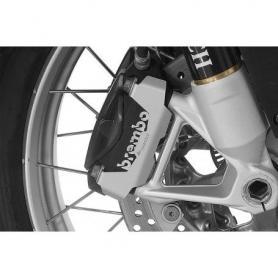 Protection de l'étrier de frein à l'avant (jeu), noir, pour BMW R1200GS (LC)/ R1200GS Adventure (LC)