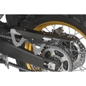 Carter de chaîne, aluminium anodisé, pour Honda CRF1000L Africa Twin/ CRF1000L Adventure Sports
