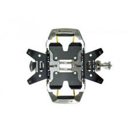 Support pour guidon Garmin GPSMap 276Cx *verrouillable* noir