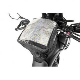 Housse pluie pour sacoche de réservoir PS10, noir, by Touratech Waterproof
