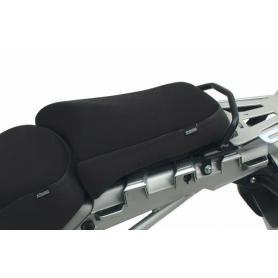 Selle confort passager DriRide, pour BMW R1200GS jusqu'a 2012/R1200GS Adventure jusqu'a 2013, respirante