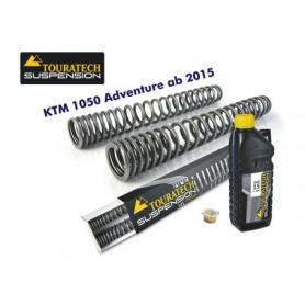 Ressorts de fourche progressifs pour KTM 1050 Adventure à partir de 2015