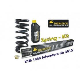 Ressorts de rechange progressifs pour fourche et ressort-amortisseur, KTM 1050 Adventure à partir de 2015 ressort de rechange